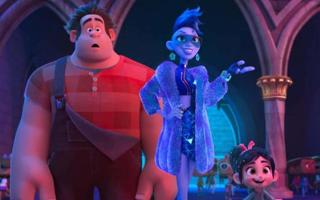 Three Reasons Review: 'Ralph Breaks The Internet'