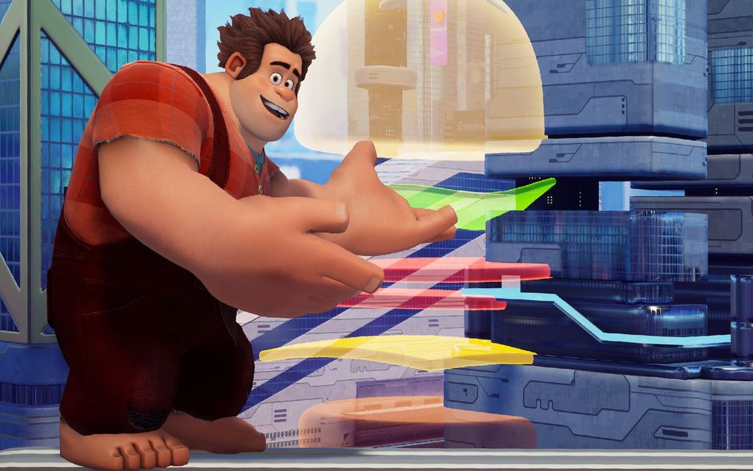 Awesomely Interactive 'Ralph Breaks The Internet' VR Experience Opens At The Void