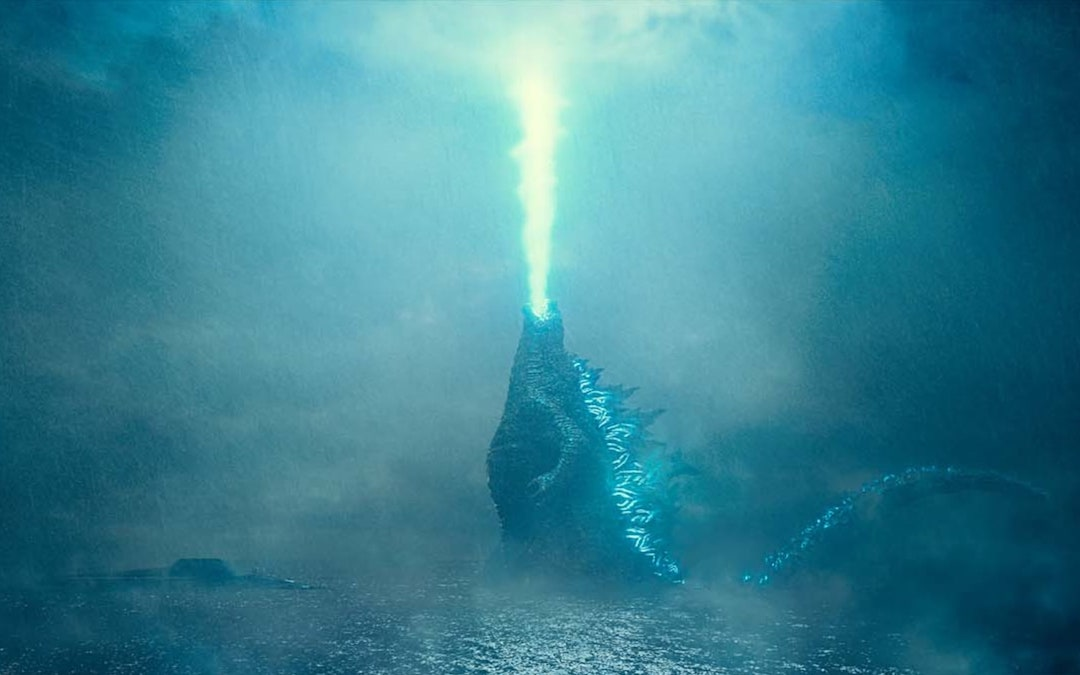 New 'Godzilla: King Of The Monsters' Trailer Proves Size Does Matter