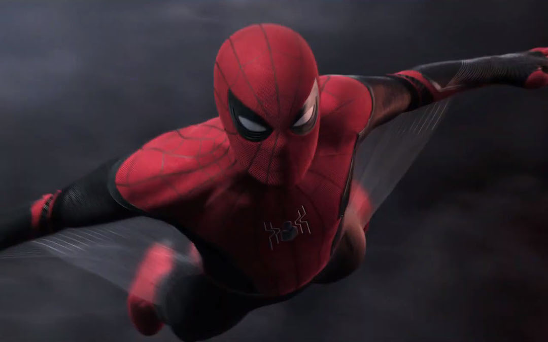 Spider-Man in 'Spider-Man: Far from Home' (Credit: Sony Pictures)