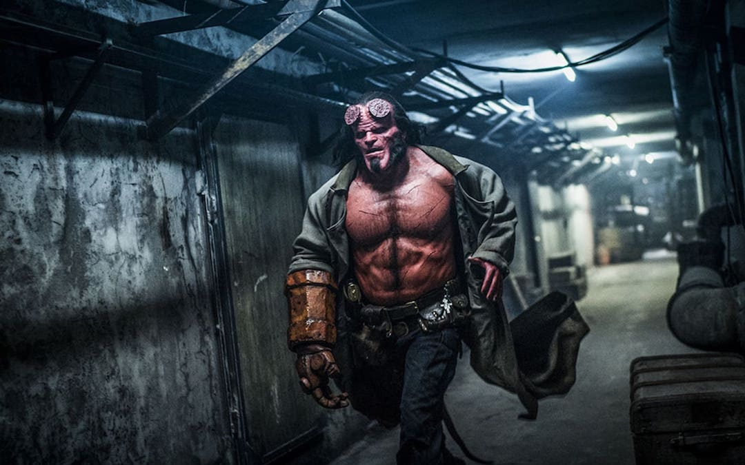 Who Is Hellboy And What's His Backstory?