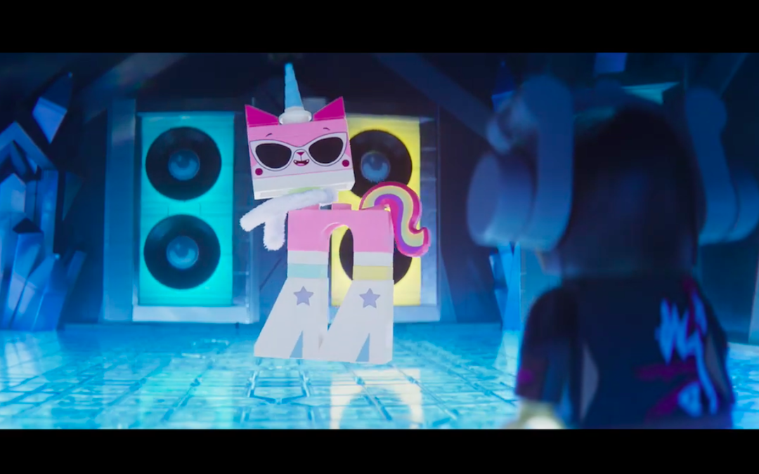 Unikitty in 'The LEGO Movie 2: The Second Part' (Credit: Warner Bros.)
