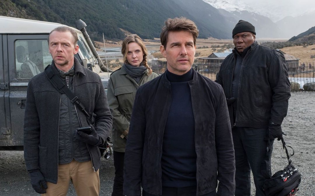 'Mission: Impossible 7' And 'Mission: Impossible 8' Heading Our Way