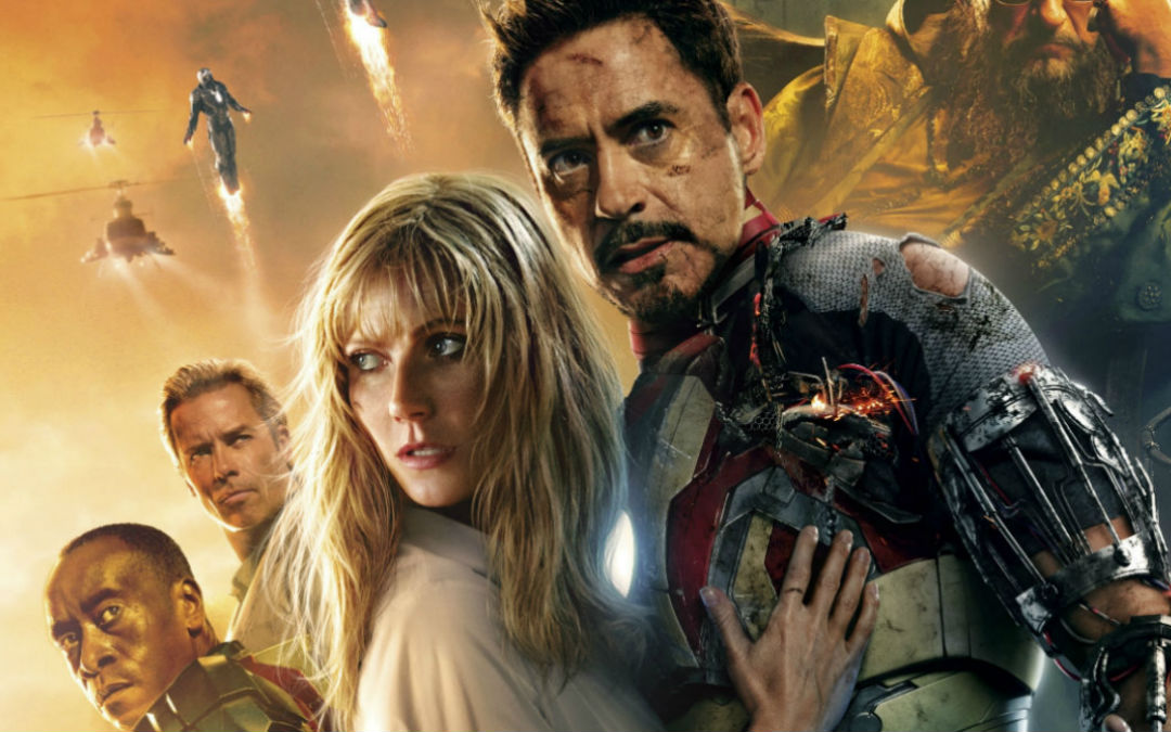 Gwyneth Paltrow's Last Marvel Movie Will Be 'Avengers: Endgame'