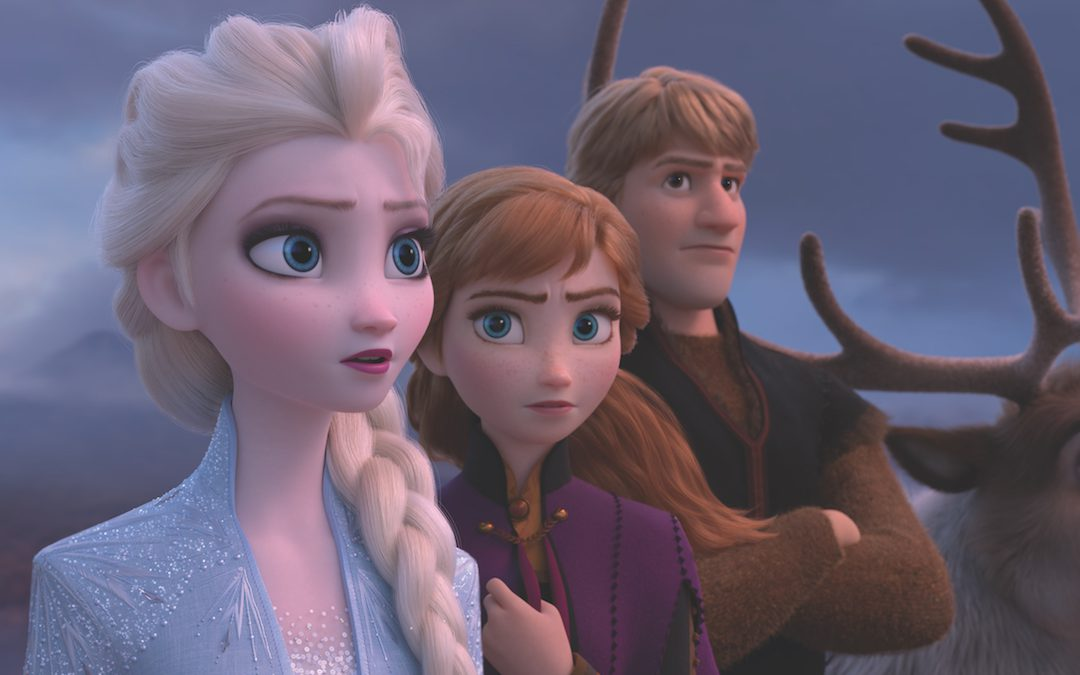Frozen 2 – Official Teaser Trailer